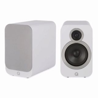 Q Acoustics 3020i Bookshelf Speakers  Qacous10