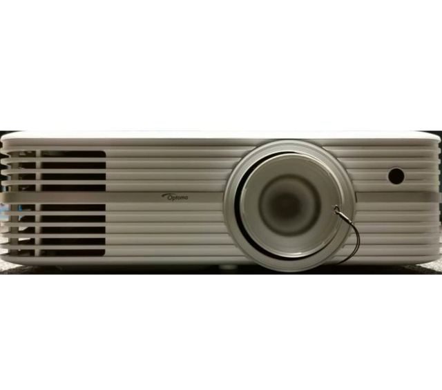 Optoma UHD50 4K UHD Home Cinema Projector (Used) Screen50