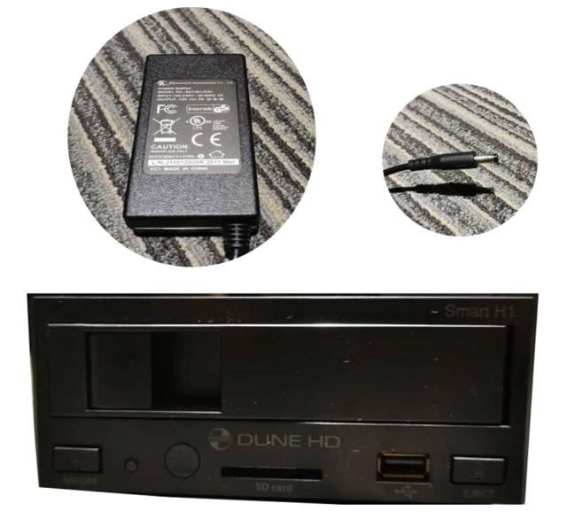 Dune HD Smart H1 Full Hd Media Player SOLD Screen54