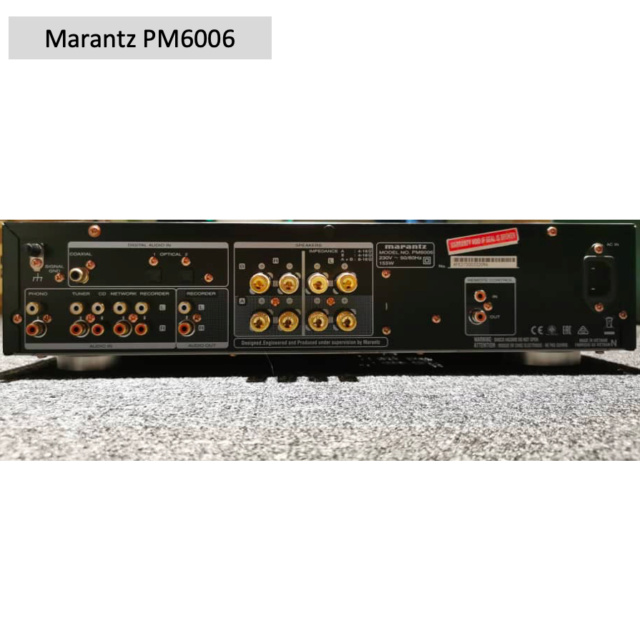 Marantz PM6006 Integrated Amplifier (Used) Screen67