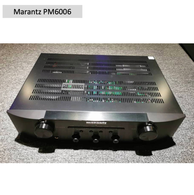Marantz PM6006 Integrated Amplifier (Used) Screen68