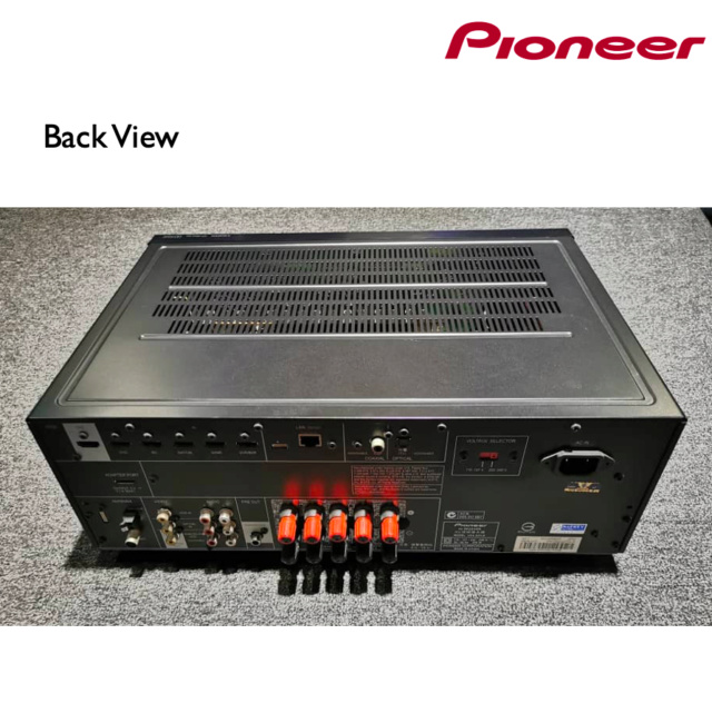 Pioneer VSX-823 5.1Channel AV Receiver (Used) SOLD Vsx-8212