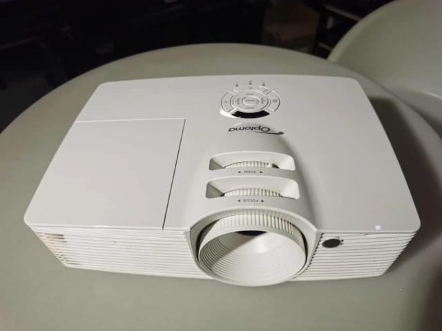 Optoma Hd26 DLP Projector Whatsa24