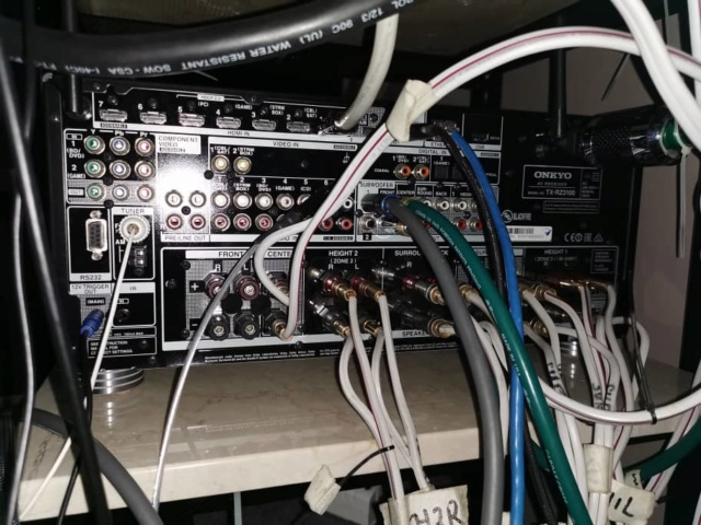 Onkyo RZ3100 11.2-Ch Network AV Receiver (Used) Whatsa37