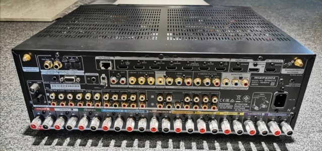 Marantz SR6013 9.2CH AV Receiver/ Amplifier (Used-6months warranty) Whatsa56