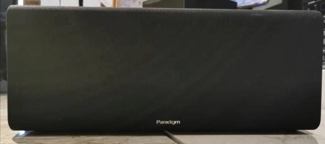 Paradigm Monitor Centre 1 V.7 (Used) Whatsa63
