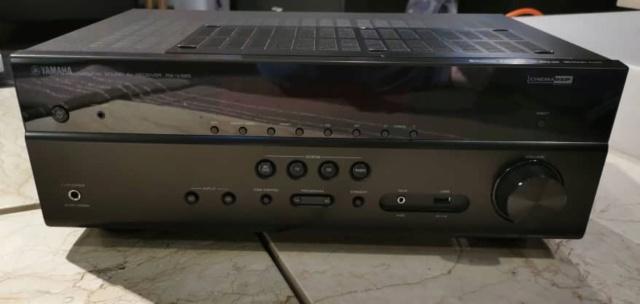 Yamaha RXV385 5.1 Channel 4K Ultra HD AV Receiver (Used) Whatsa70