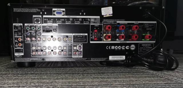 Onkyo TX-NR609 7.2 Channel A/V Receiver (used) SOLD Whatsa75