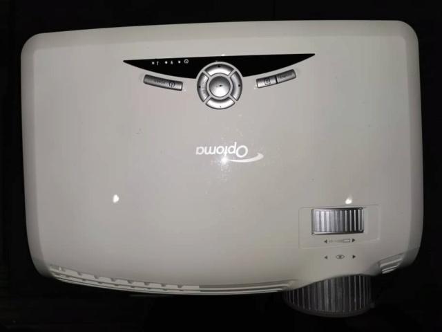 Optoma HD20 DLP Projector (Used) Whatsa80