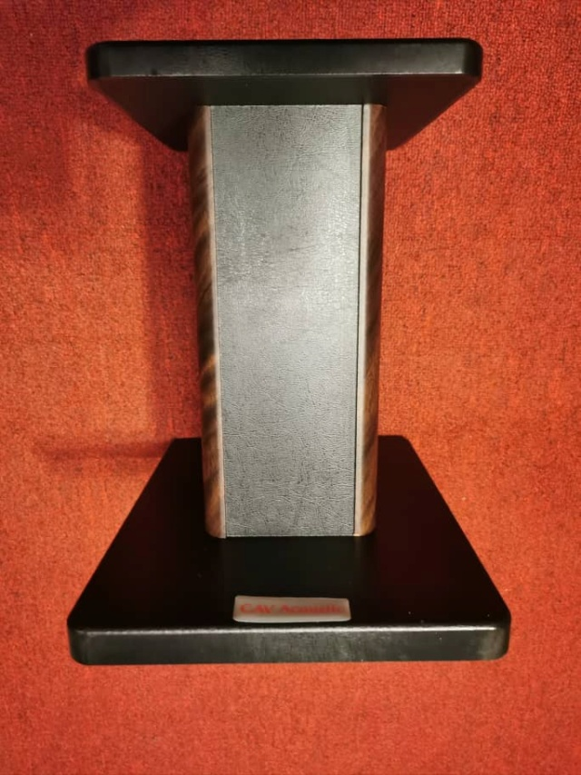 Cav Acoustic ECO 12inch Wood  Speaker Stand (Used) SOLD Whatsa86