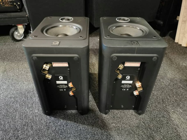 Q-Acoustics 2020 Bookshelf Speaker (Used) SOLD Whatsa94