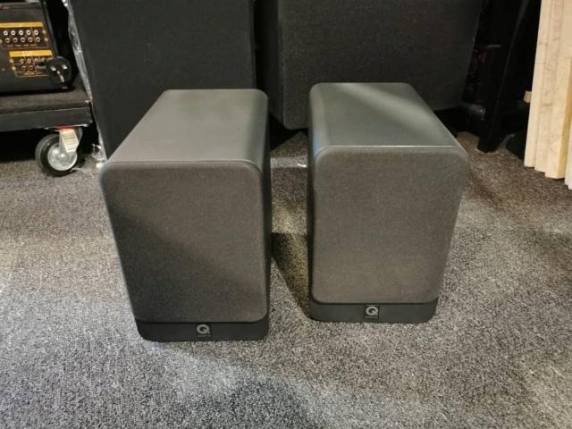 Q-Acoustics 2020 Bookshelf Speaker (Used) SOLD Whatsa95