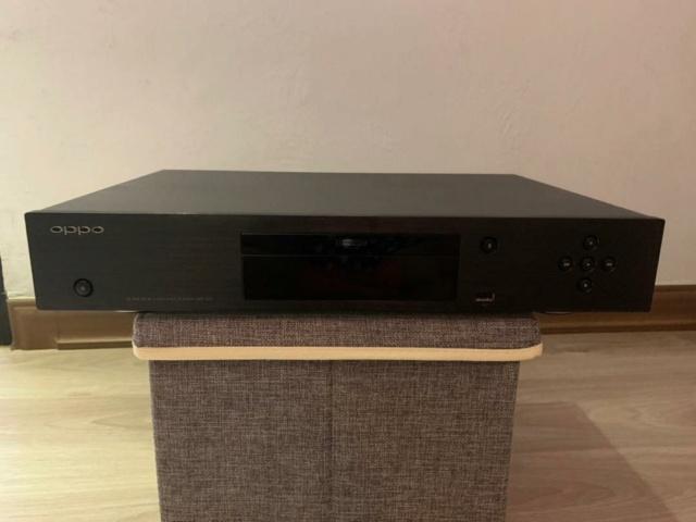Oppo UDP-203 4K Ultra HD Blu-ray Disc Player (Full Set) (Used) SOLD Whatsa96
