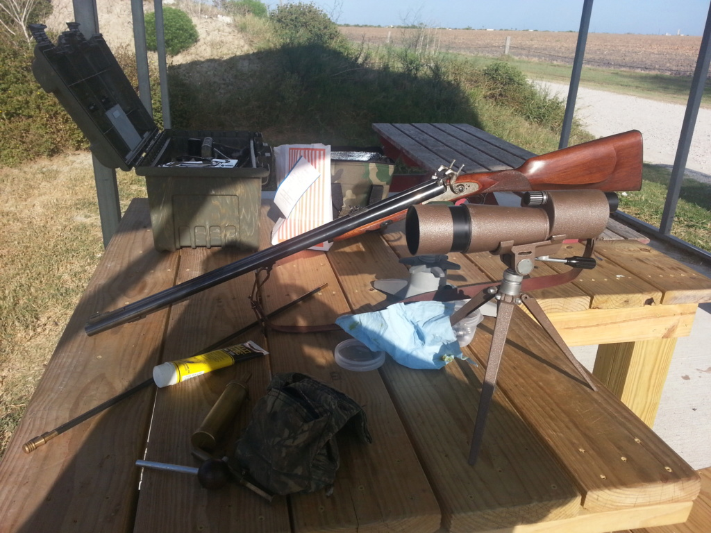 Relative power of traditional muzzleloaders for big game hunting 58_kod10