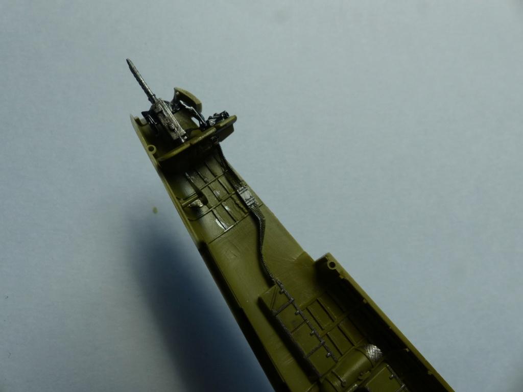 [Hasegawa] B-25J Mitchell 345th BG P1030178