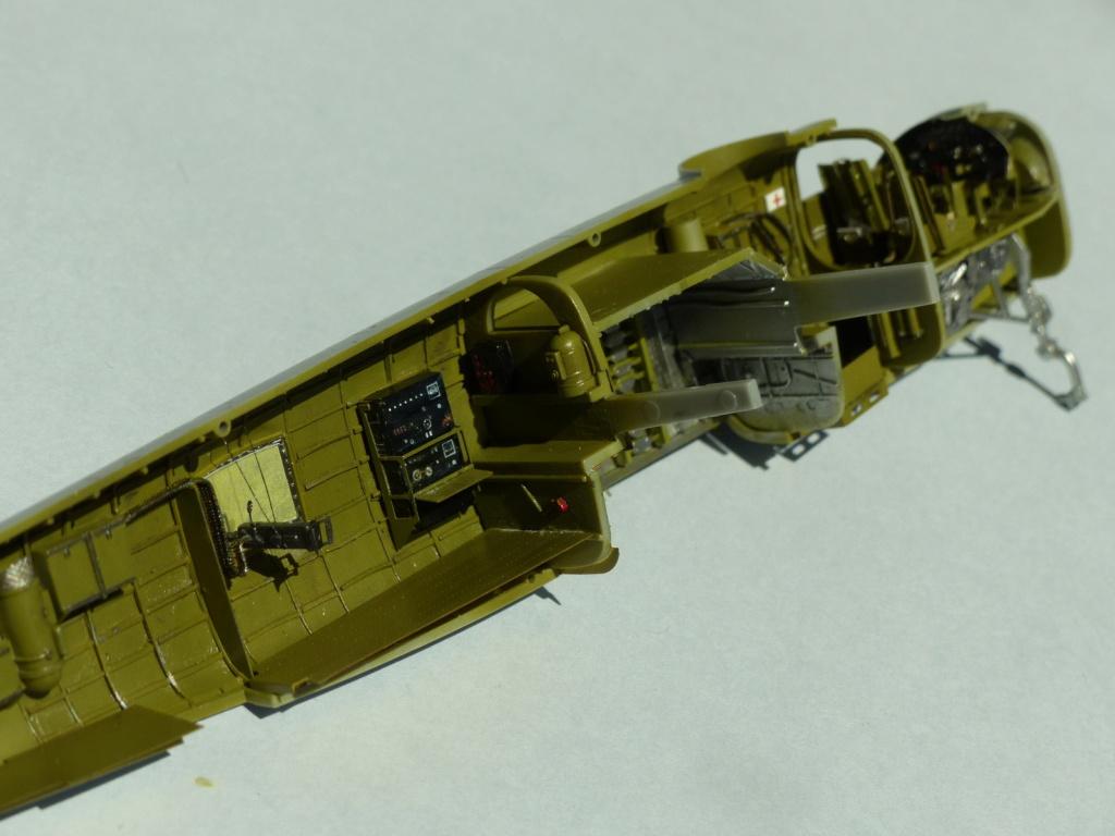 [Hasegawa] B-25J Mitchell 345th BG P1030182