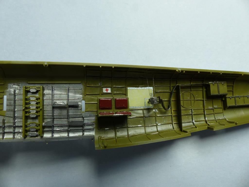 [Hasegawa] B-25J Mitchell 345th BG P1030183