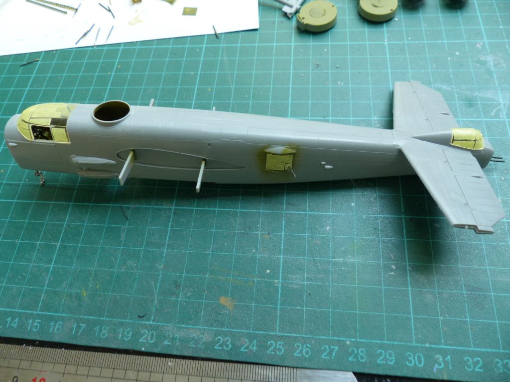 [Hasegawa] B-25J Mitchell 345th BG P1030712