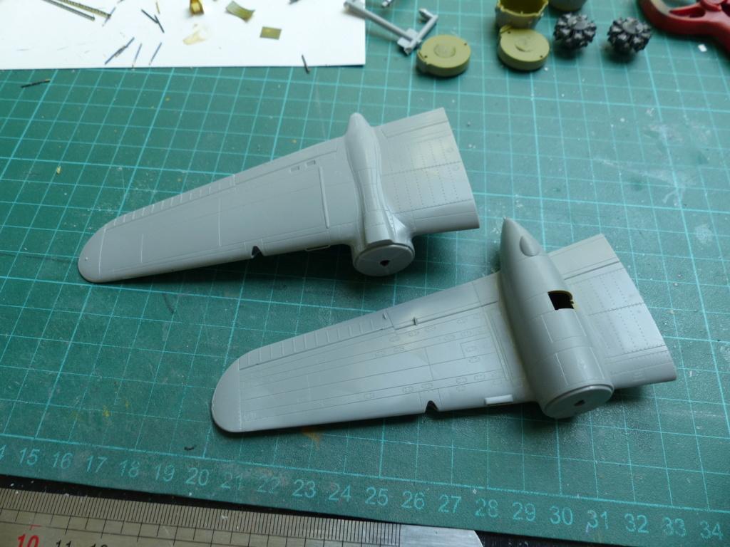 [Hasegawa] B-25J Mitchell 345th BG P1030713