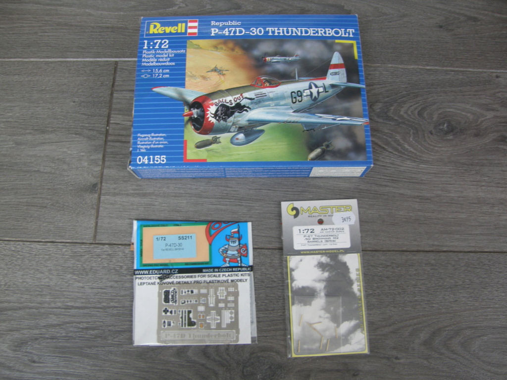 [Revell] P-47D Mexicain P7280213
