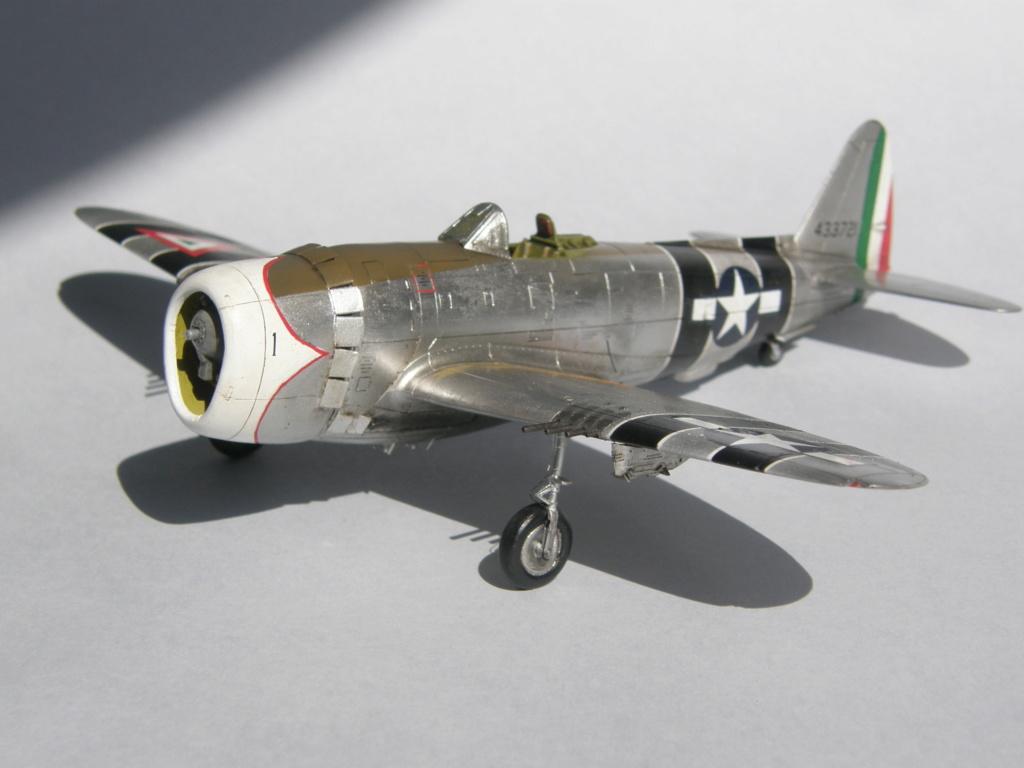 [Concours 2019 - 1] Revell P-47 D Mexique : FINI P9140217