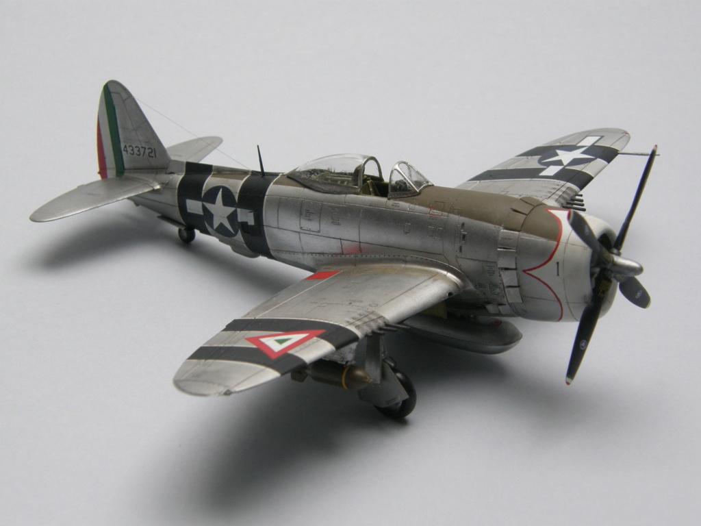 [Concours 2019 - 1] Revell P-47 D Mexique : FINI - Page 2 P9220219