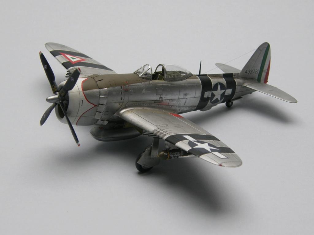 [Concours 2019 - 1] Revell P-47 D Mexique : FINI - Page 2 P9220220