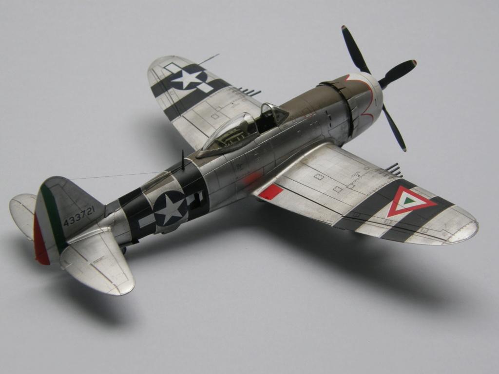 [Concours 2019 - 1] Revell P-47 D Mexique : FINI - Page 2 P9220221