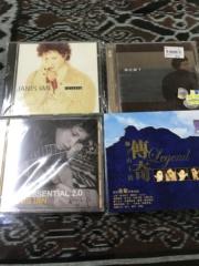Used Chinese & English CDs Img_1017
