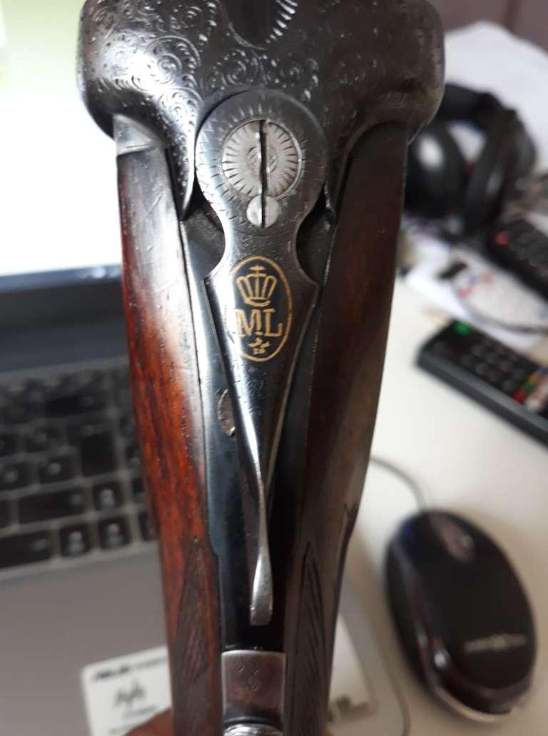 Chambrage d'un auto 5 Browning calibre 16. 15692210