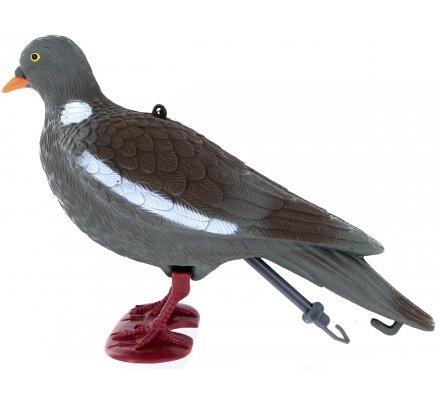 pigeon ramier a poste fixe Appela10