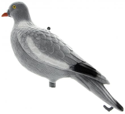 pigeon ramier a poste fixe Appela11