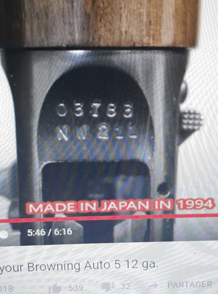 Help ! Numéro de série Browning Auto 5 Imgpsh34