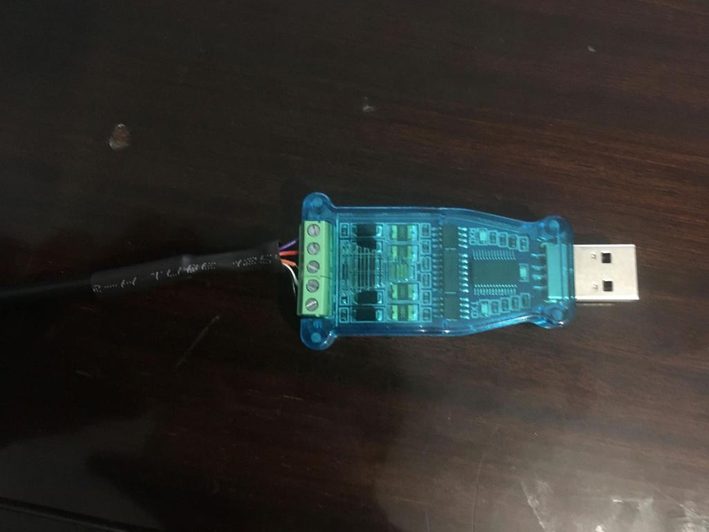 [WIP 100%] Fabriquer un câble custom pour contrôler un Sony BVM via un PC Img_e312