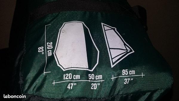 tente 2 place forclaz 2   F89c4310