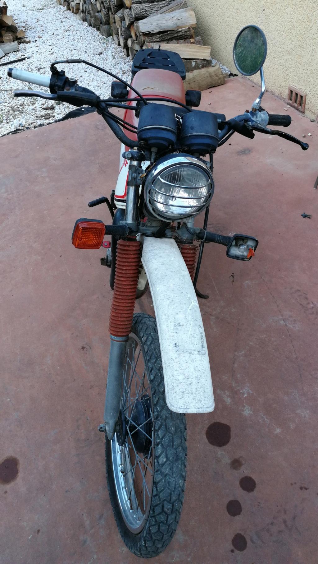 Abyao remise en route de la blanche Pres210