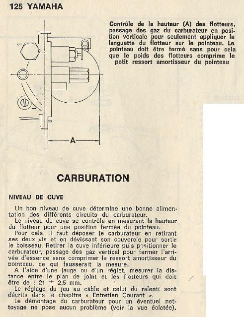 Remise en marche dtmx de 88 - Page 2 Reglag10