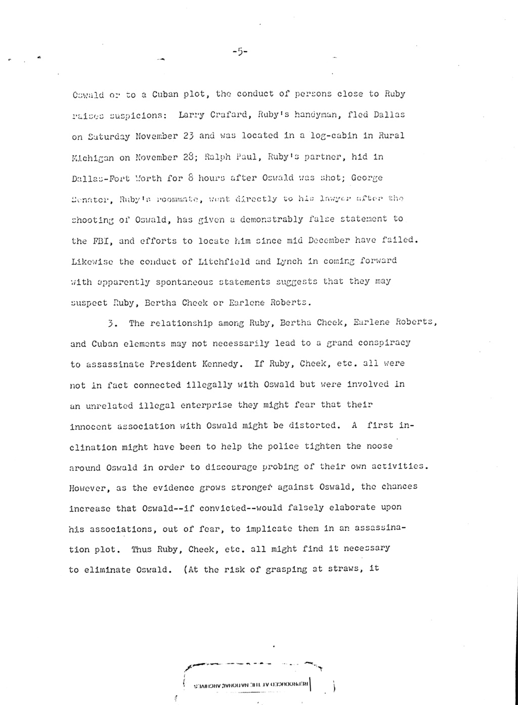 Did Oswald deny living at 1026 N Beckley?  - Page 3 Aug_1814