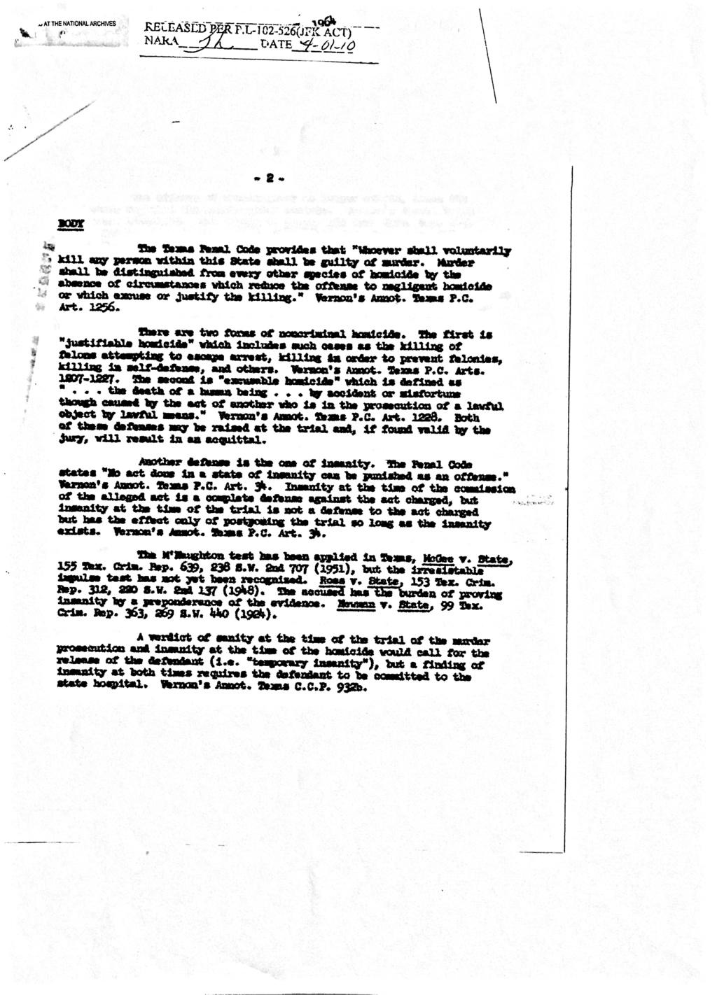 Jack Ruby & Texas Law Cbbbca10