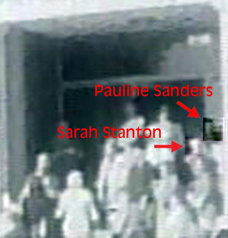 Sarah Stanton and Pauline Sanders in Darnell Paulin10