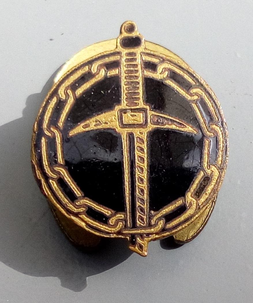 Boutonnières de décorations et insignes belges à identifier. Img_2253
