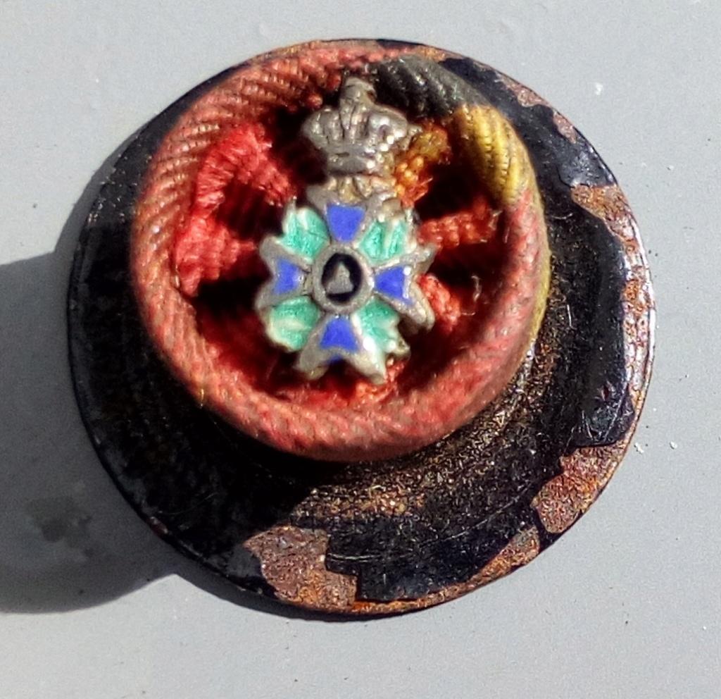 Boutonnières de décorations et insignes belges à identifier. Img_2258