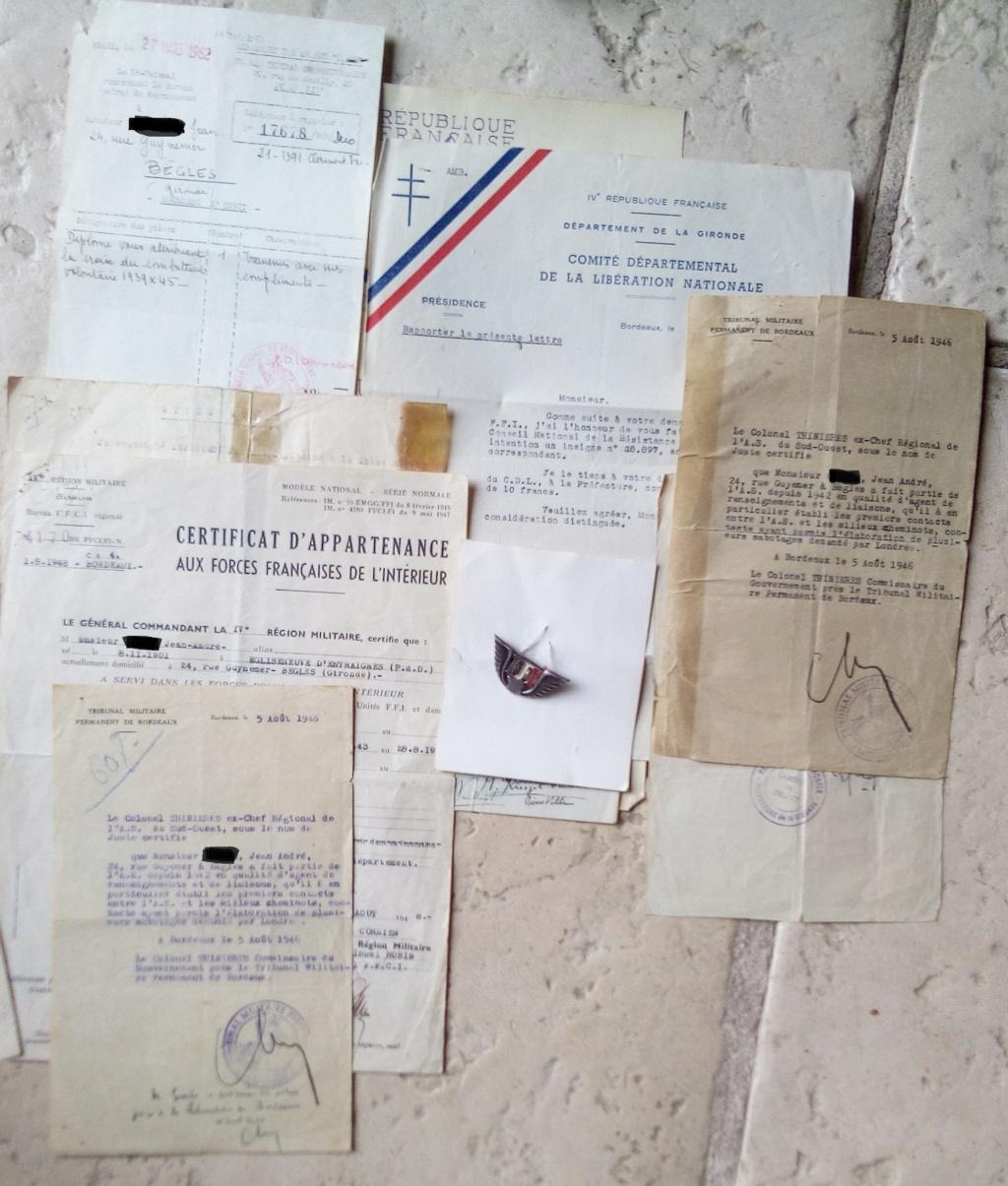 Vides greniers: Malle, FFI, Rosalie, photos, géologie ,coques, Bir Hacheim... Img_2264