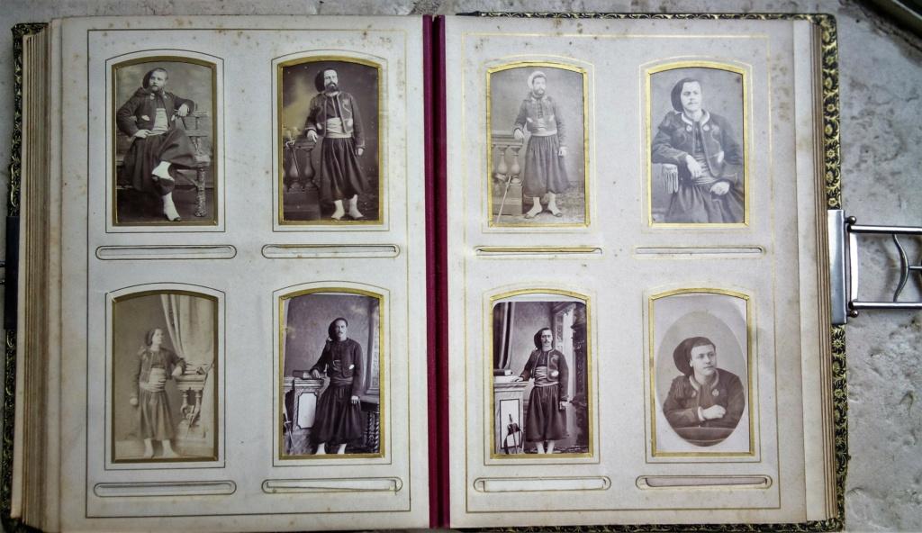 Photos zouaves et autres, ZF1x11,APX 806, décoration, billets , génie Img_2544