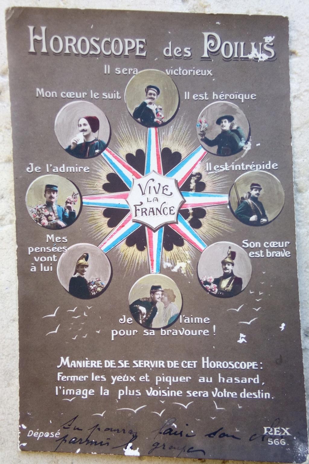 Cartes postales patriotiques françaises de la Grande Guerre - recensement - Page 2 Img_2813
