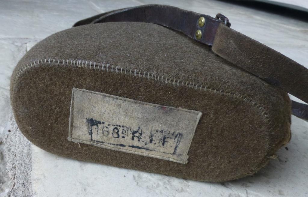 Bidon 1877 1940  régimenté au 168 ème RIF P1070673