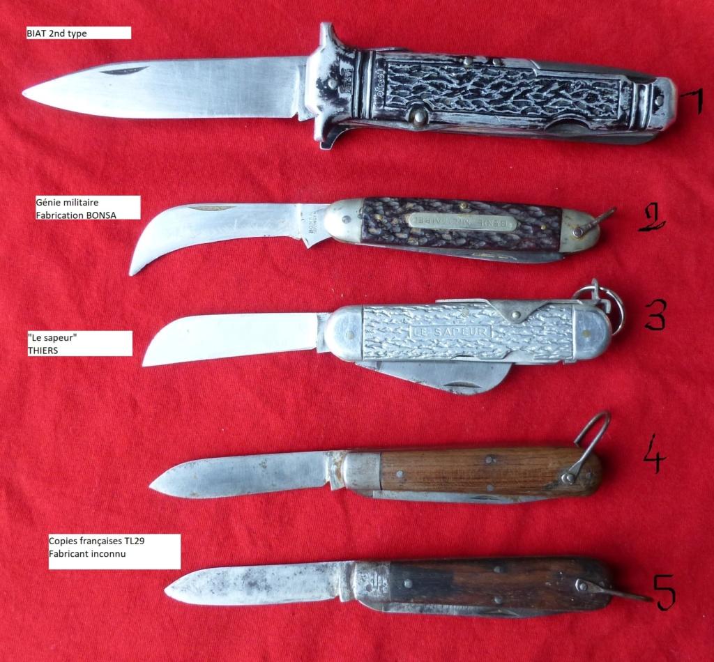 les couteaux pliants militaires. P1070749