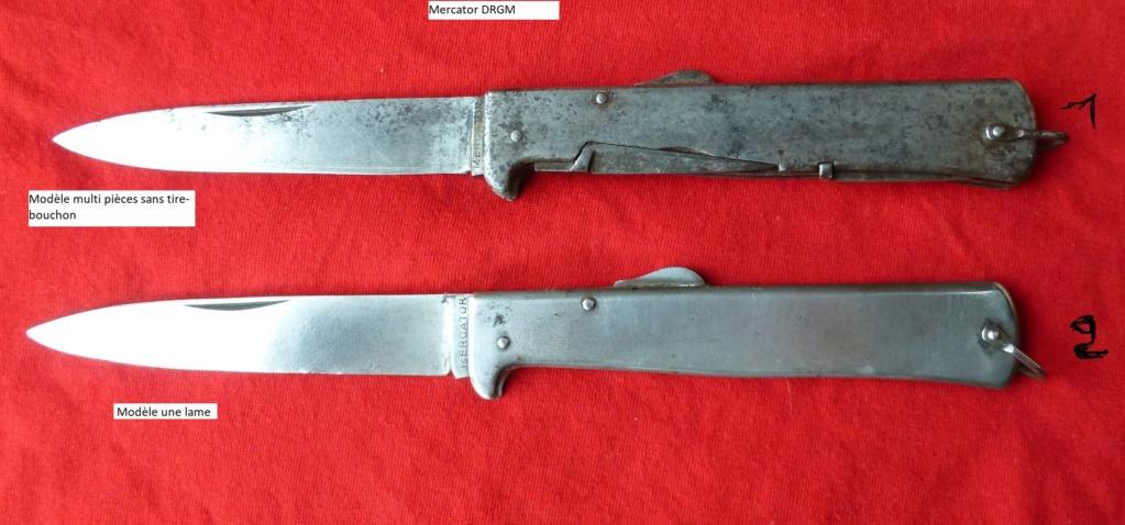 les couteaux pliants militaires. P1070751