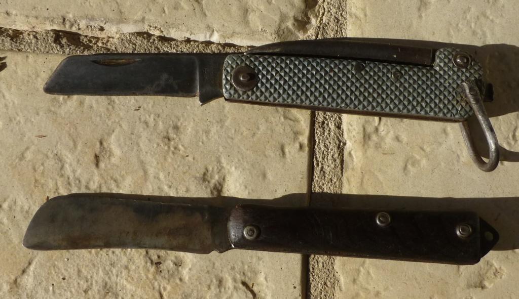 les couteaux pliants militaires. P1070824