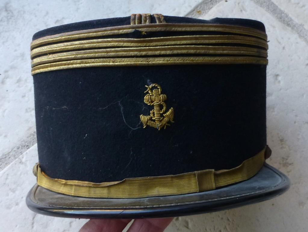 Képi de commandant des troupes coloniales. P1070862